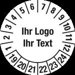 Multi-year test sticker 2019-2024 | Own Words