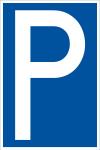 Parking sign - parking
