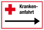 Hospital and Practice Sign - Hospital