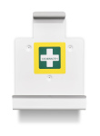 Wall bracket for Cederroth First Aid Kit DIN