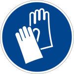 Mandatory Sign - Use Hand Protection