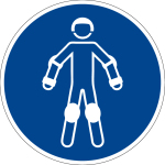 Mandatory - Use protective equipment for roller sports