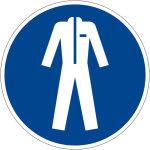 Mandatory sign - Use protective clothing