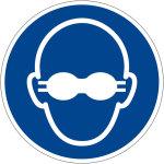 Mandatory - Use largely opaque eye protection