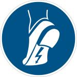 Mandatory - Use anti-static footwear
