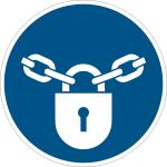 Mandatory - Keep locked