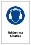 Mandatory sign - Use ear protection