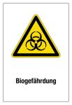 Warning sign - Biohazard
