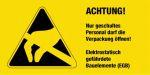 Warning sign - ETUC