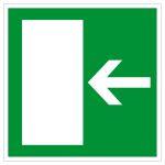 Escape route sign - Escape route left / right