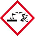 GHS Labeling - Corrosive
