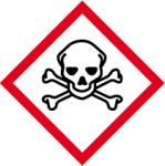 GHS label - Acute toxicity