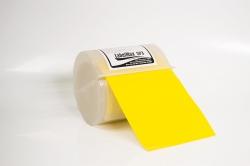 LabelMax SP3   Foil cassette yellow P13   Polyester film   30mm x 25m