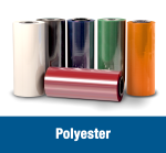 Polyester ribbon for the LabelMax SP3 | different colors