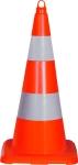 Traffic cone retroreflective 750 mm