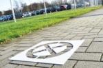 Floor Marker Template No Parking
