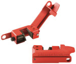Lock for large circuit breaker Grip Tight