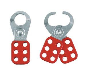 Locking striker steel 25 mm