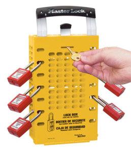 Yellow group lock