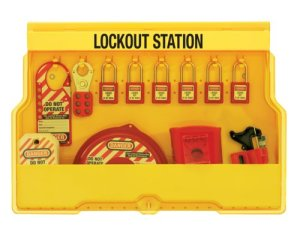 Locking station Valve lock 6 Zenex locks