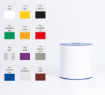 Polyester film for the LabelMax SP2 | different colors and sizes