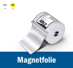 Magnetic foil - different colors and sizes - LabelMax
