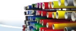 Plotter foil | Width: 61 cm | different colors and lengths | frosted
