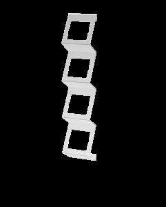 C-Holder   Folienkassettenregal   1-Reihig