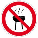 Prohibition sign - prohibited