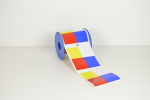Labels for the LabelMax SP2 | Danger diamond | 100 x 100 mm