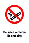 Prohibition Sign - No Smoking