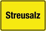 Winterschild - Streusalz
