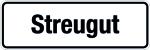 Winterschild - Streugut