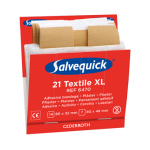 Salvequick extra large textile plaster