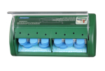 Salvequick Patch Dispenser Blue Detectable