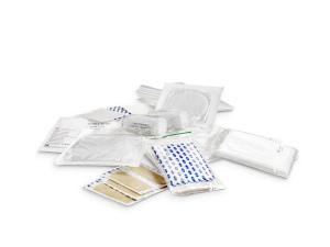 Refill set for DIN case (for 51011000, 51011001, 390104)