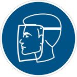 Use bills - face shield