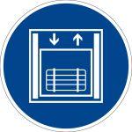 Billing sign - Loader lift