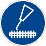 Billing symbol - Oil the cutting unit