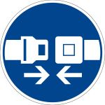 - Use the seatbelt