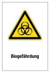 Warning sign - Biohazard