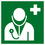 Rescue Sign - Doctor