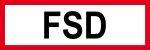 Fire Brigade Shield - FSD