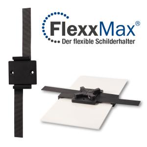 Label holder FlexxMax 2 - 1 piece