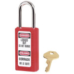 Padlock Series 411 - Shackle height 38 mm