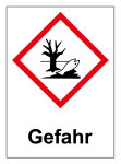 GHS Labeling - Hazardous to the environment