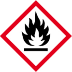 GHS Marking - Flammable Substances