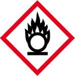 GHS Labeling - Flammable substances