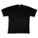 T-Shirt schwarz Gr.S 100%BW