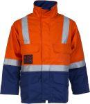 Flamm- und Wetterschutz-Jacke
